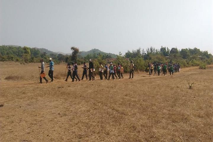 Takshila School-Scouts Camp at Amba