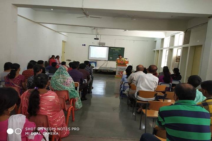 Takshila School-Workshop on Success