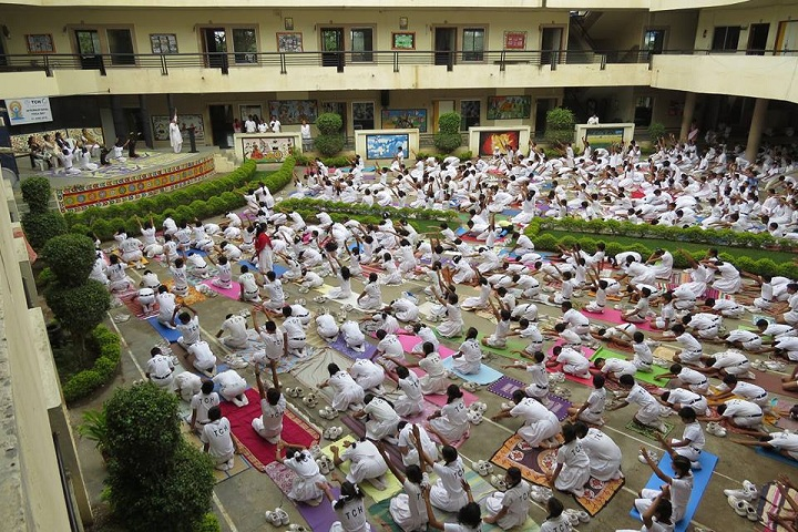 Tender Care Home-Yoga Day