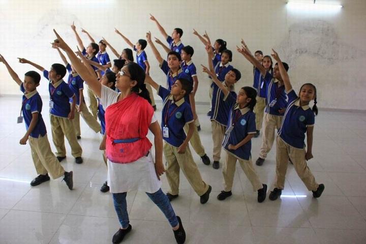The Dwarka School-Dance Class