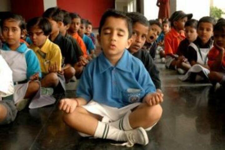 Delhi Public School-Meditation