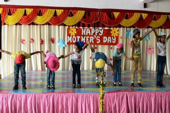 Delhi Public School-Mothers Day