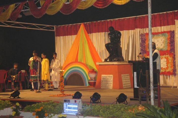 Delhi Public School-Singing