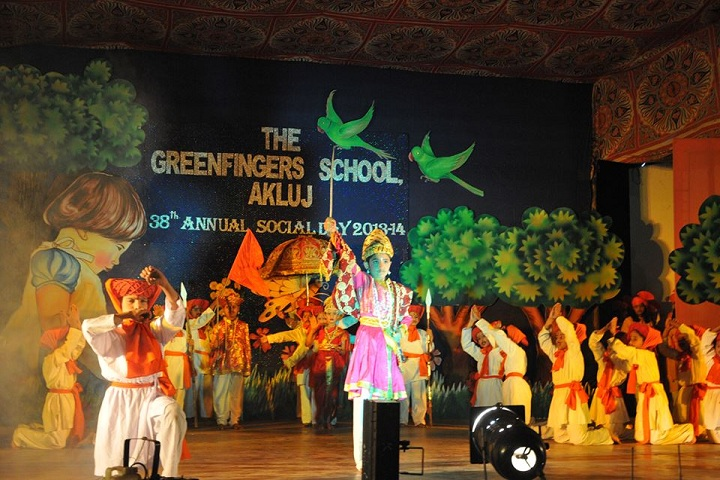 The Greenfingers School-Annual Social Day