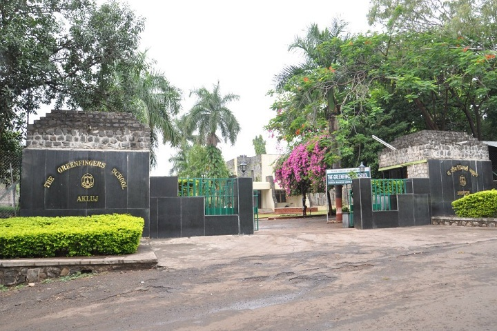 The Greenfingers School-Campus View