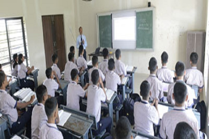 The Greenfingers School-Classroom