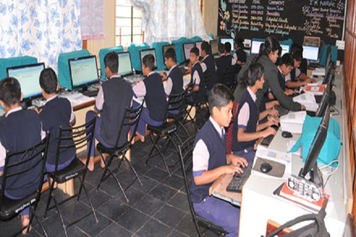 The Greenfingers School-Computer-Lab