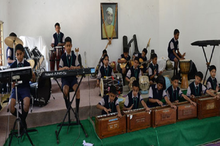 The Greenfingers School-Music Room
