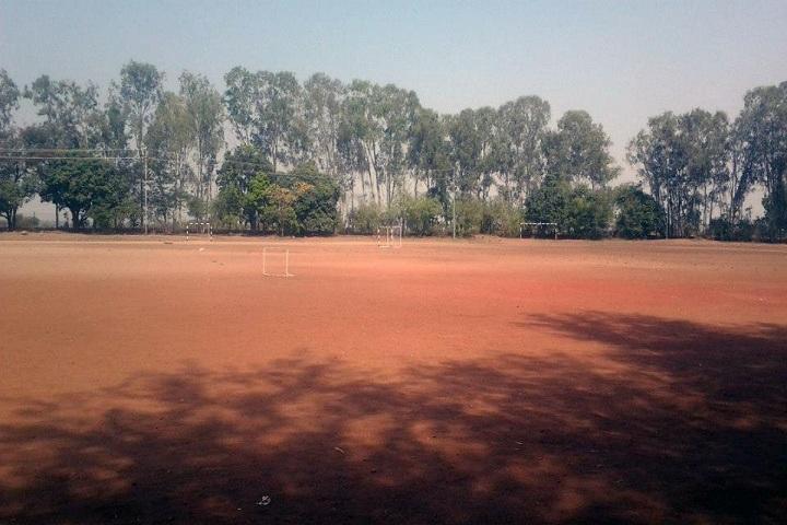 The Greenfingers School-School Ground View