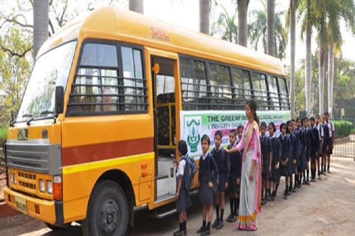 The Greenfingers School-School-Bus