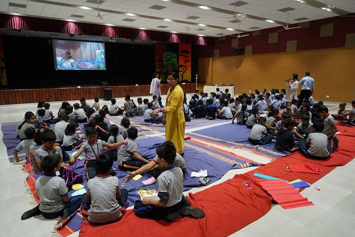 The Kalyani School-Auditorium