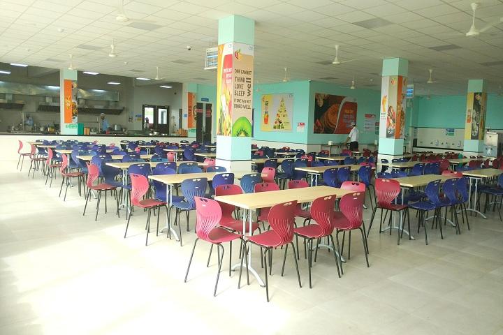 The Kalyani School-Cafeteria