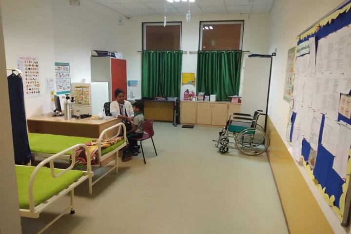 The Kalyani School-Infirmary