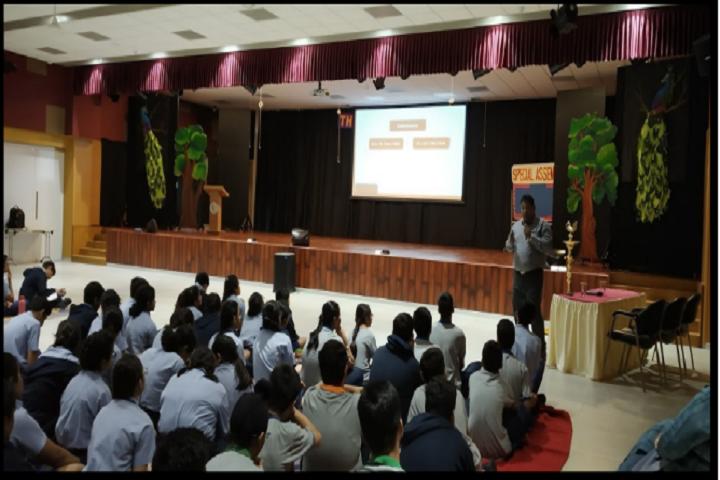 The Kalyani School-Multi Purpose Hall