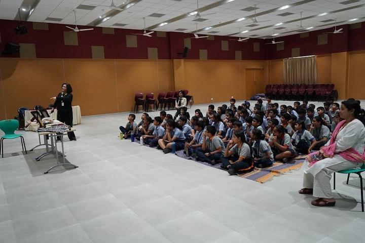 The Kalyani School-Events