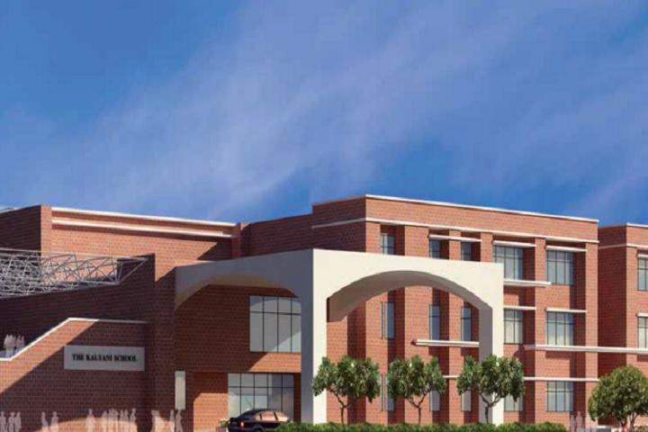 The Kalyani School-School Building