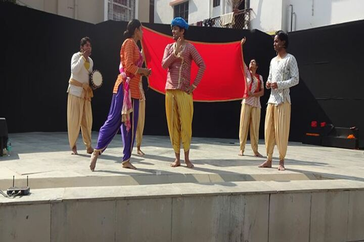 Delhi Public School-Drama