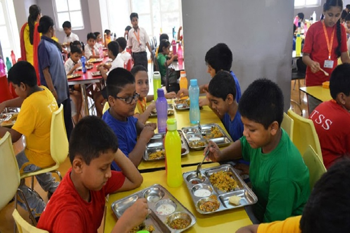 The Somaiya School-Cafeteria