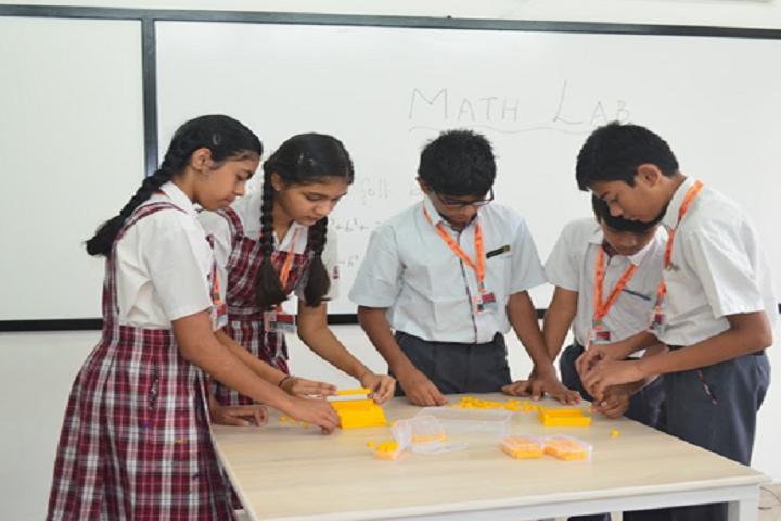 The Somaiya School-Maths Lab