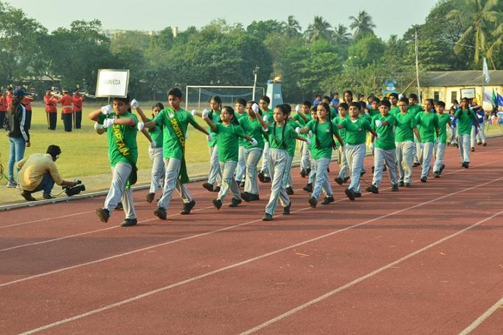 The Somaiya School-Sports Day