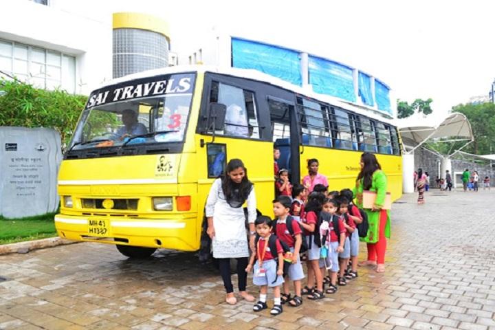 The Somaiya School-Transport