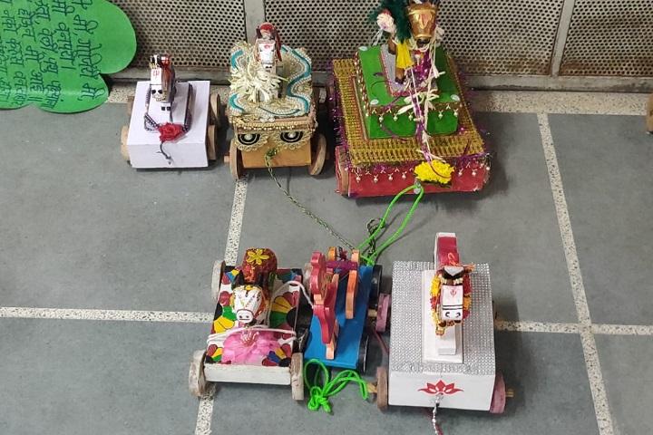 The Swaminarayan School-Pola Celebrations