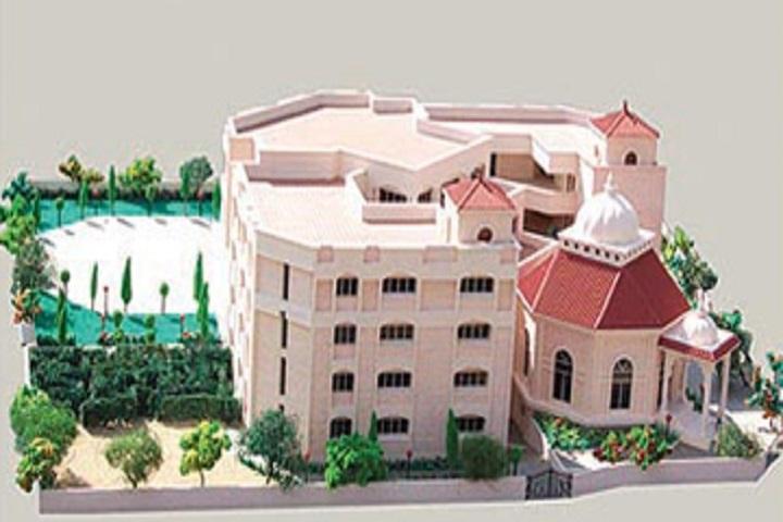 The Swaminarayan School-School View