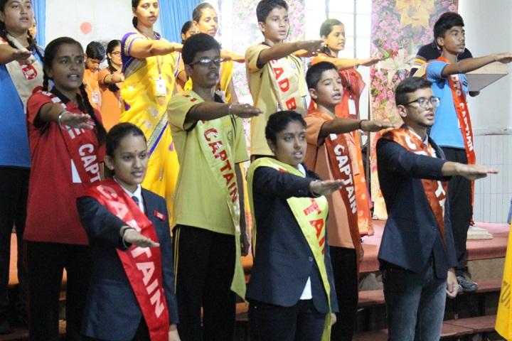 The Swaminarayan School-Oach Ceremony