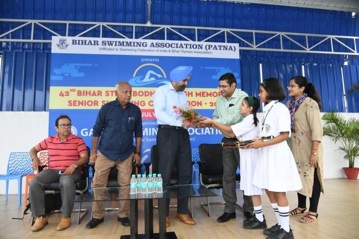 Delhi Public School-Felicitation