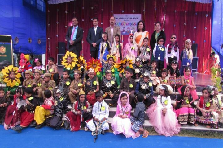 Delhi Public School-Fancy Dress