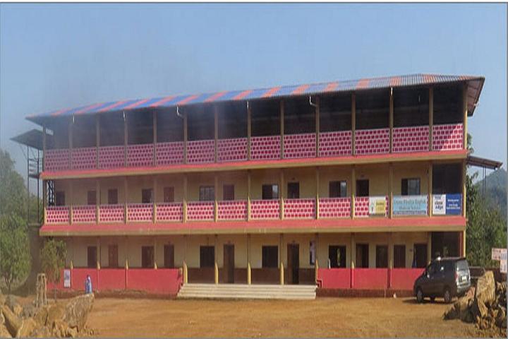 Umme Khadija English Medium School-Campus View