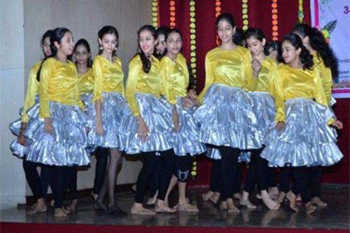 V.P.Ms B.R.Tol English High School-Dance