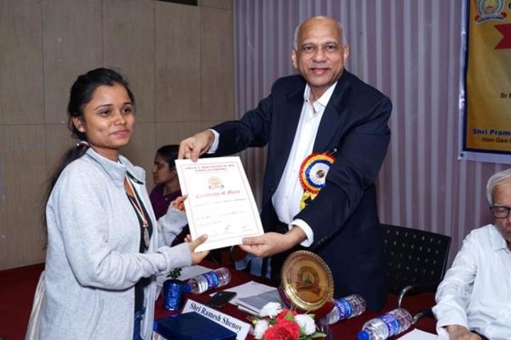 V.P.Ms B.R.Tol English High School-Felicitation