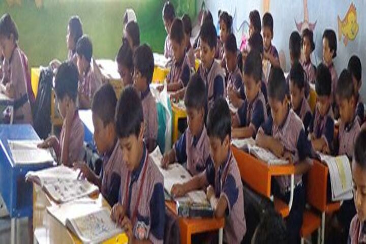 Venkateshwara Public School-Class Room