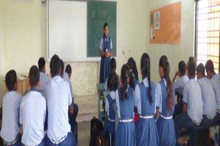 Venkateshwara Public School-Debate