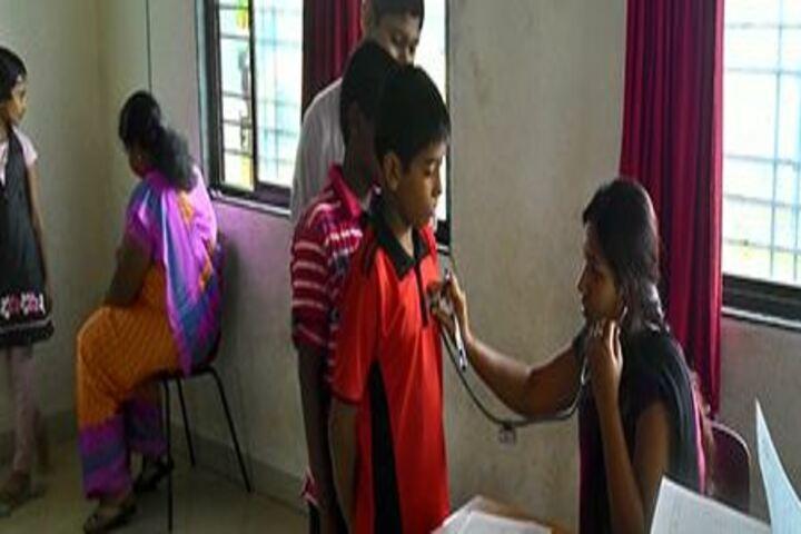 Venkateshwara Public School-Infirmary