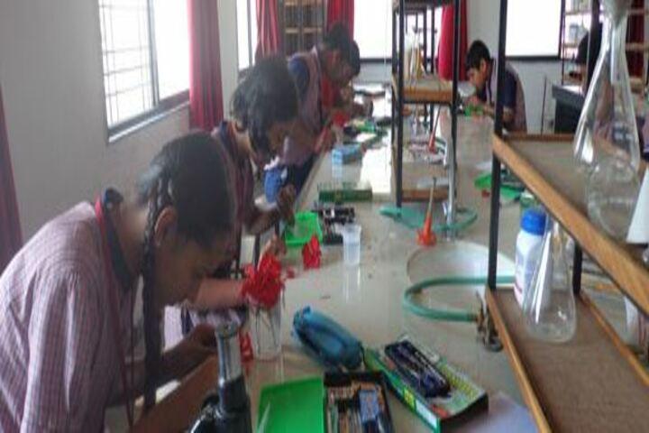 Venkateshwara Public School-Lab