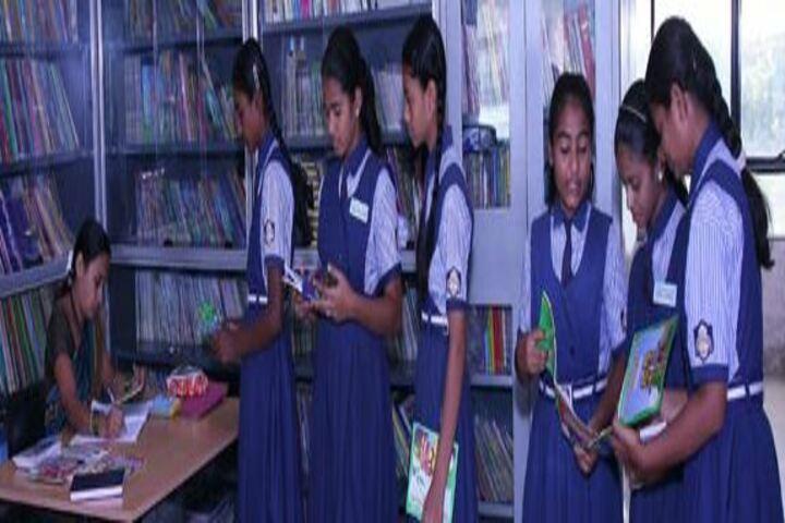 Venkateshwara Public School-Library