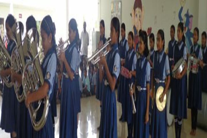 Venkateshwara Public School-Music
