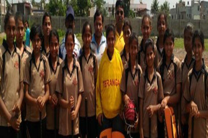 Venkateshwara Public School-Sports