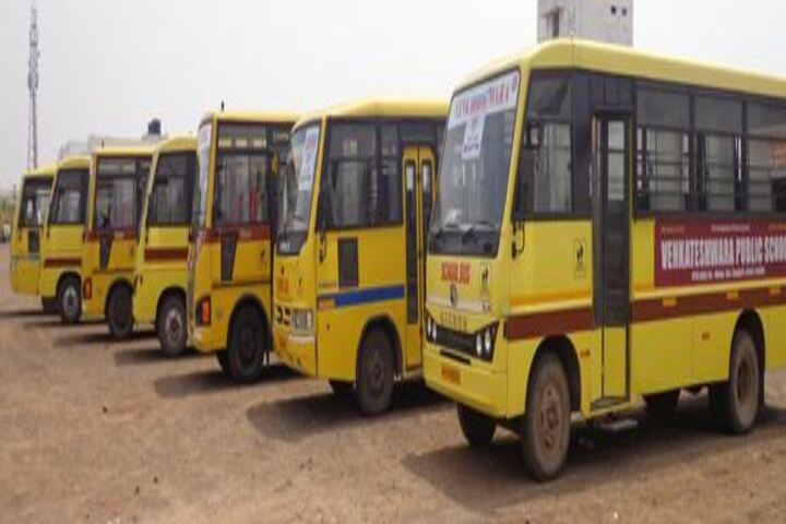 Venkateshwara Public School-Transport