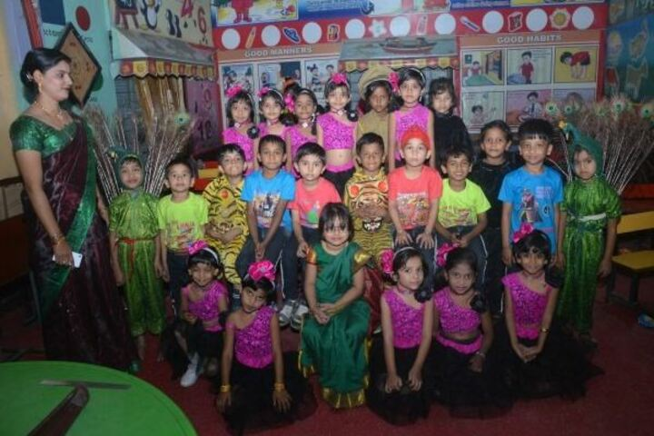 Vidya Niketan School-Fancy Dress