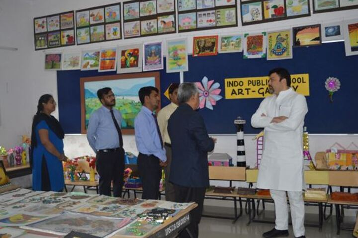 Vidya Niketan School-Art Gallery