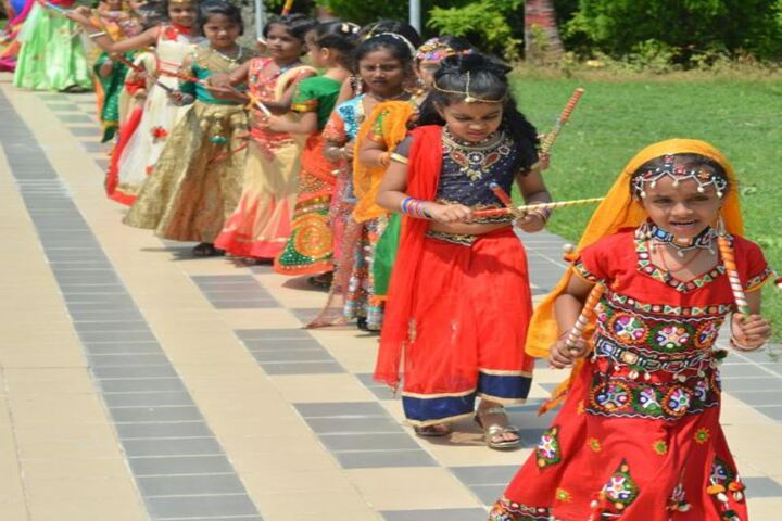 Vidya Niketan School-Festival Celebrations