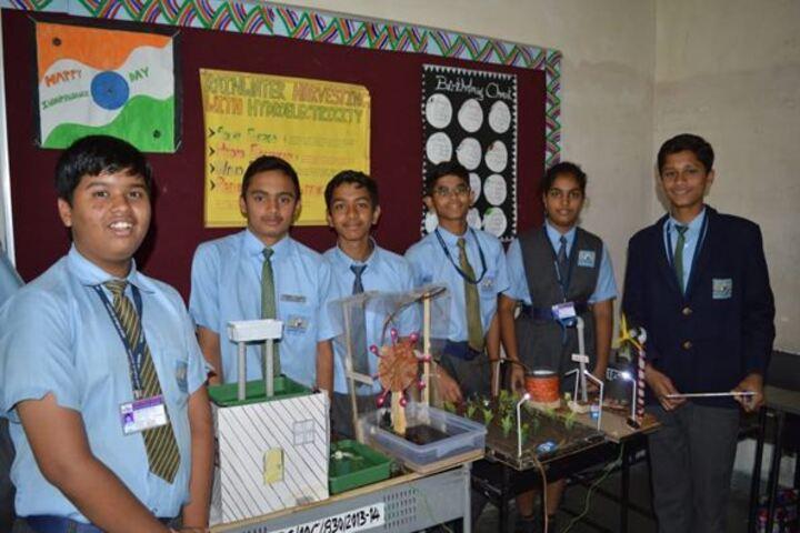 Vidya Niketan School-National Science Day