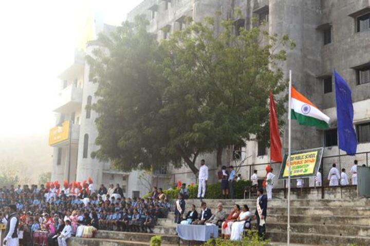 Vidya Niketan School-Republic Day