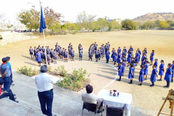 Vidya Niketan School-Scouts and Guides
