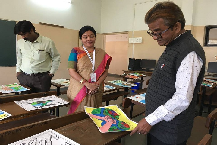 Vidya Prabodhini Prashala (Eng)-Inter School Drawing Competition