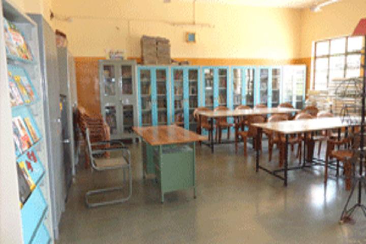 Vidya Prabodhini Prashala (Eng)-Library