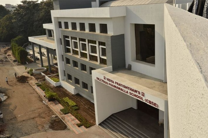 Vidya Pratishthans Dr Cyrus Poonawalla School-Campus